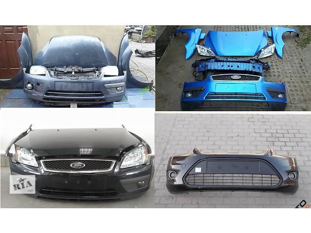 купить бу Б/у капот для легкового авто Ford Focus mk2 в Львове