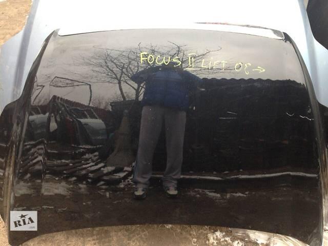 Б/у капот для легкового авто Ford Focus- объявление о продаже  в Киеве