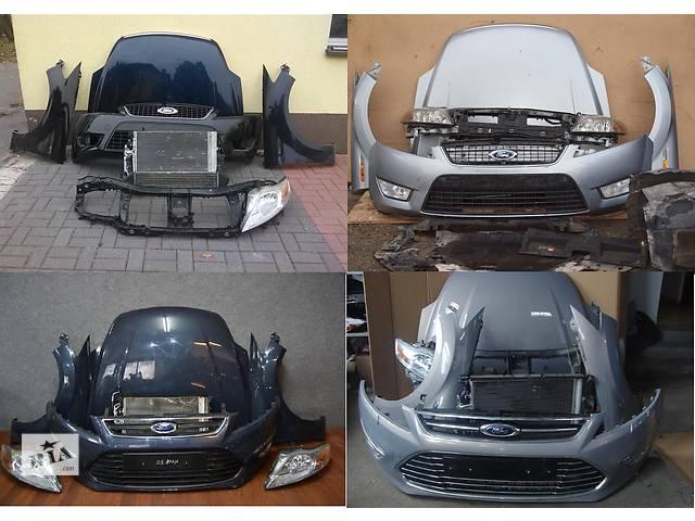 Б/у капот для легкового авто Ford Mondeo mk4- объявление о продаже  в Львове