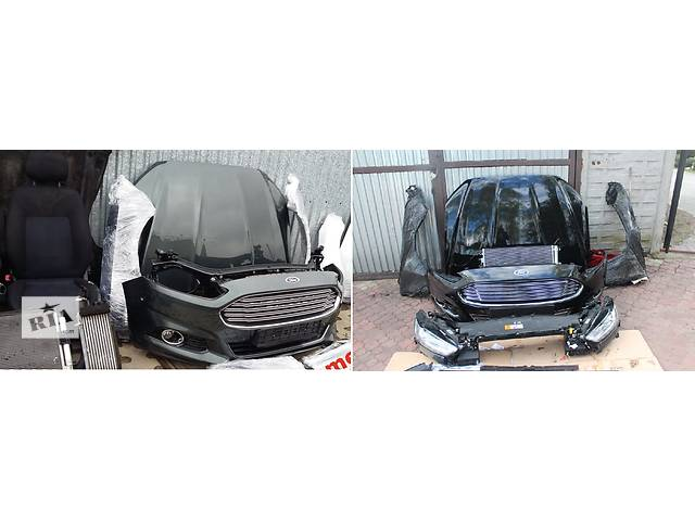 продам Б/у капот для легкового авто Ford Mondeo mk5 бу в Львове
