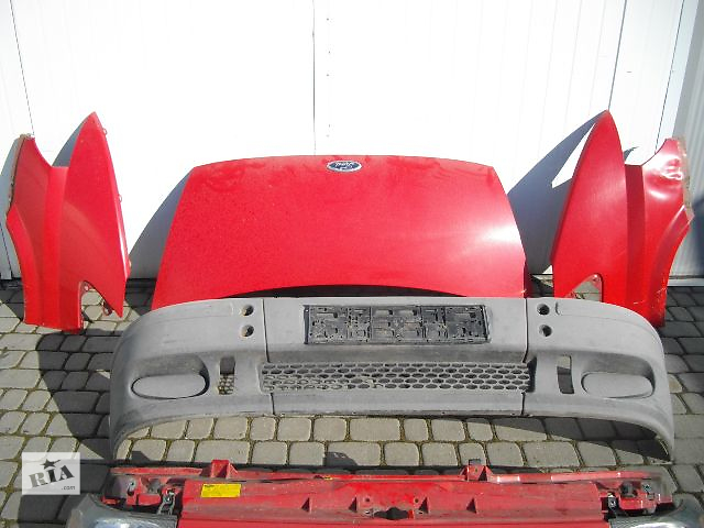 Б/у капот для легкового авто Ford Transit 2005- объявление о продаже  в Львове