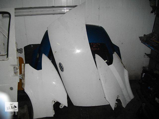 продам Б/у капот для легкового авто Ford Transit 2005 бу в Львове