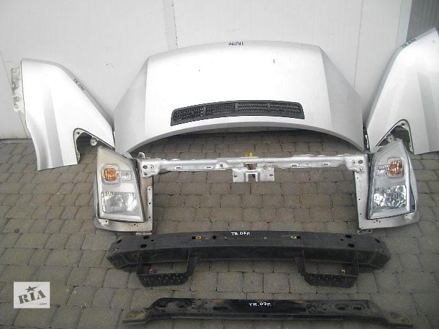 продам Б/у капот для легкового авто Ford Transit 2007 бу в Львове