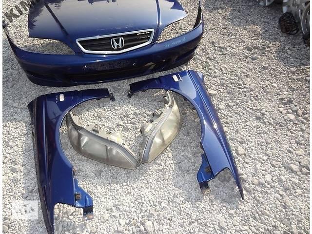 продам Б/у капот для легкового авто Honda Accord vi бу в Львове