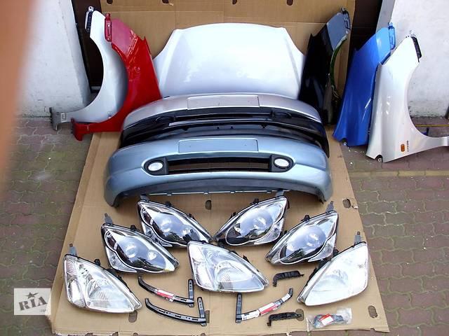 купить бу Б/у капот для легкового авто Honda Civic vii в Львове