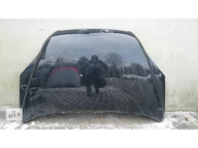 продам Б/у капот для легкового авто Honda CR-V iii бу в Львове