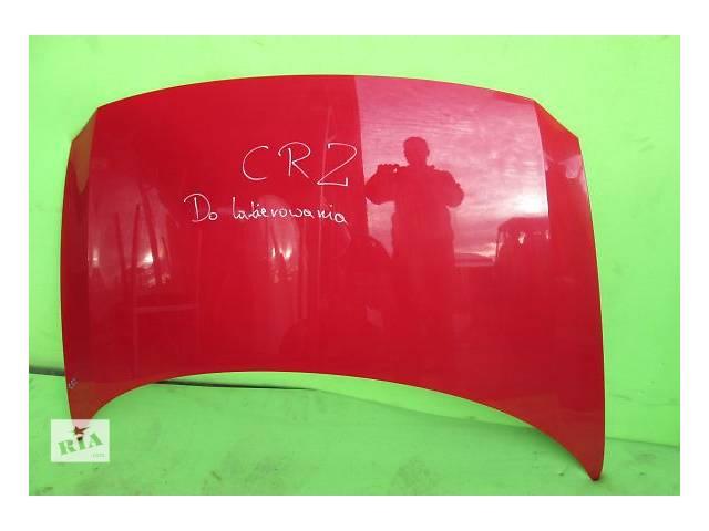 продам Б/у капот для легкового авто Honda CR-Z бу в Львове