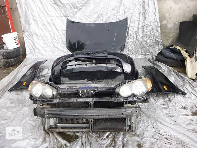 продам Б/у капот для легкового авто Honda HR-V бу в Львове