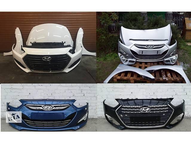 купить бу Б/у капот для легкового авто Hyundai i40 в Львове