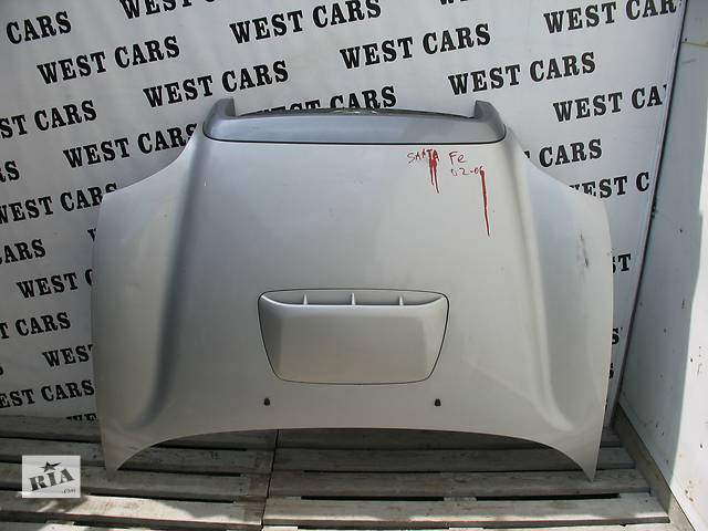бу Б/у капот для легкового авто Hyundai Santa FE в Луцке
