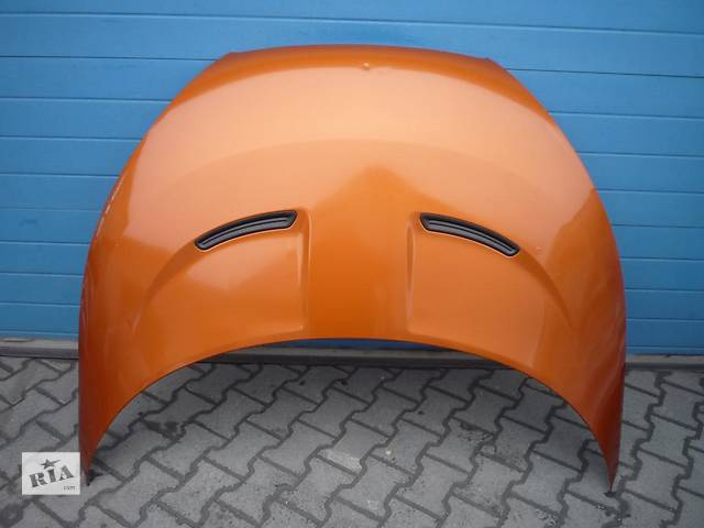 продам Б/у капот для легкового авто Hyundai Veloster бу в Львове