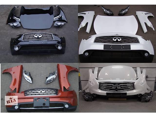 бу Б/у капот для легкового авто Infiniti FX30 в Львове