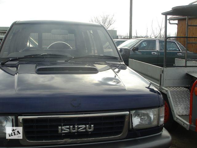 бу Б/у капот для легкового авто Isuzu Trooper 1998 в Берегово (Закарпатской обл.)