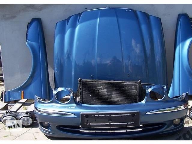 Б/у капот для легкового авто Jaguar X-Type- объявление о продаже  в Львове