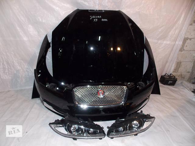 купить бу Б/у капот для легкового авто Jaguar XE в Львове