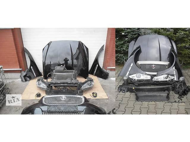 бу Б/у капот для легкового авто Jaguar XJ в Львове