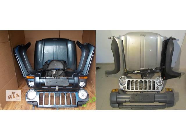 купить бу Б/у капот для легкового авто Jeep Cherokee в Львове