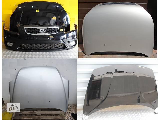 Б/у капот для легкового авто Kia Rio- объявление о продаже  в Львове