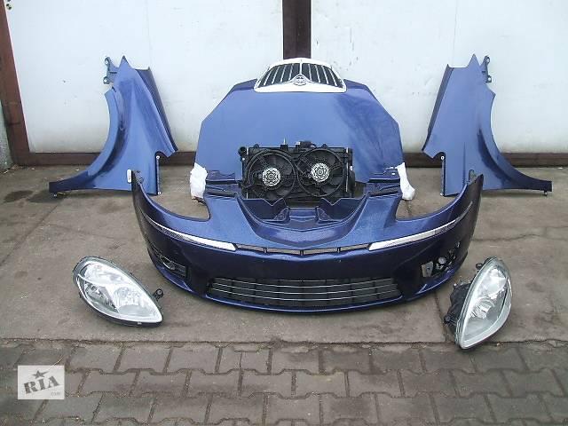 продам Б/у капот для легкового авто Lancia Musa бу в Львове
