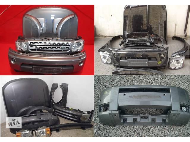 купить бу Б/у капот для легкового авто Land Rover Discovery в Львове