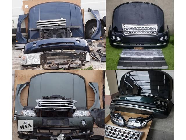 бу Б/у капот для легкового авто Land Rover Vogue в Львове