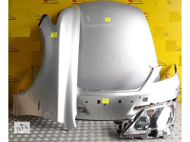 купить бу Б/у капот для легкового авто Lexus LS460 в Львове