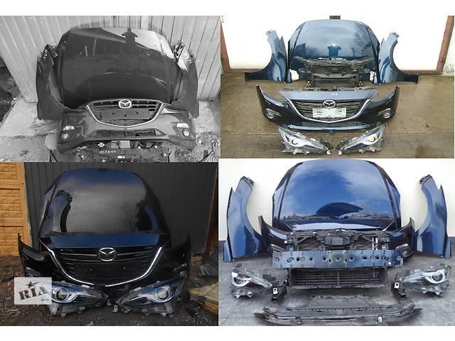 Б/у капот для легкового авто Mazda 3- объявление о продаже  в Львове