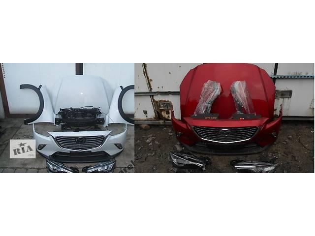 продам Б/у капот для легкового авто Mazda CX-3 бу в Львове
