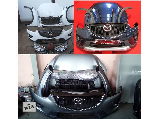 купить бу Б/у капот для легкового авто Mazda CX-5 в Львове
