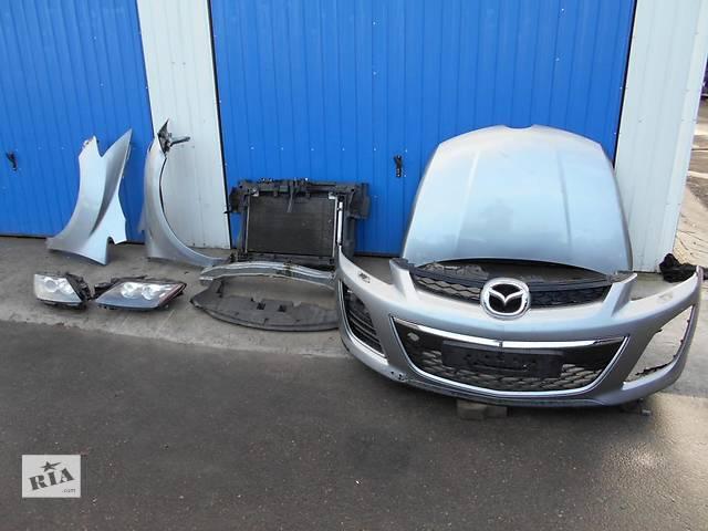 купить бу Б/у капот для легкового авто Mazda CX-7 в Ровно