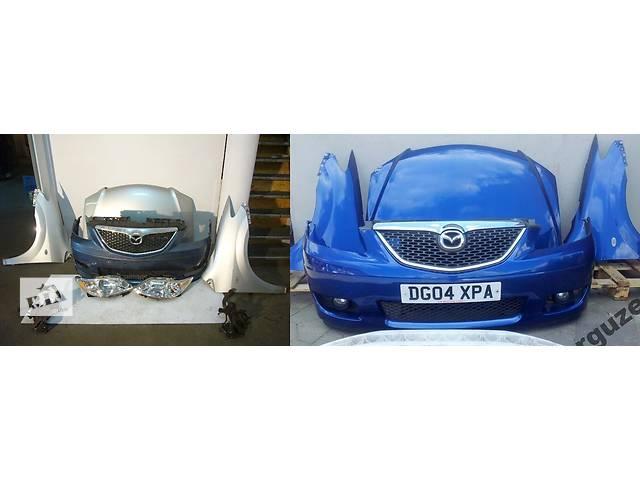 Б/у капот для легкового авто Mazda MPV- объявление о продаже  в Львове