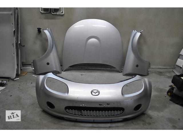бу Б/у капот для легкового авто Mazda MX-5 в Львове
