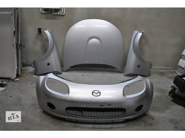 купить бу Б/у капот для легкового авто Mazda MX-5 в Львове