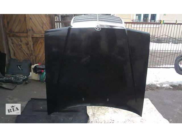 купить бу Б/у капот для легкового авто Mercedes 124 в Ковеле