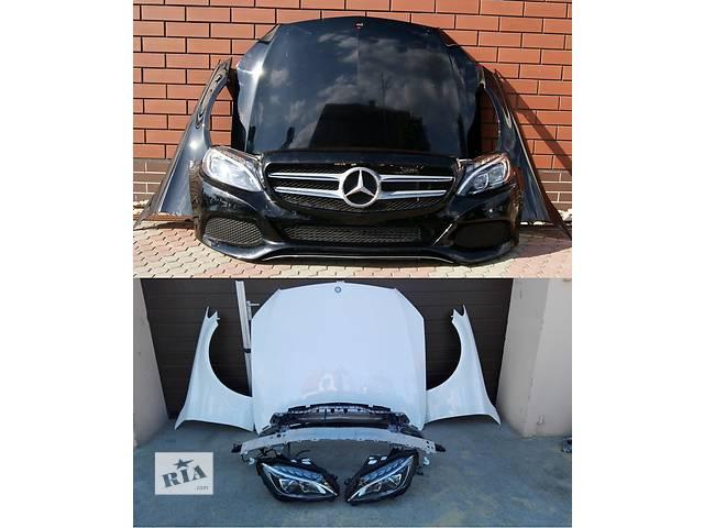 купить бу Б/у капот для легкового авто Mercedes C-Class w205 14-  в Львове