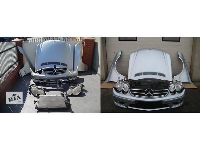 Б/у капот для легкового авто Mercedes CLK-Class w209 02-- объявление о продаже  в Львове