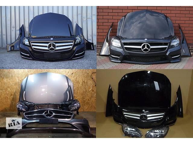 купить бу Б/у капот для легкового авто Mercedes CLS-Class w218 11- в Львове