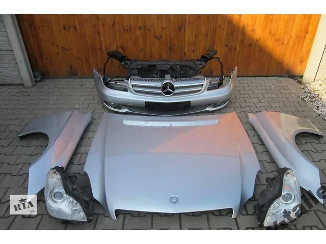 бу Б/у капот для легкового авто Mercedes CLS-Class w219 04-10 в Львове