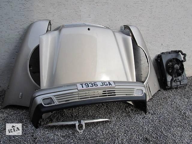 бу Б/у капот для легкового авто Mercedes E-Class w210 00-02 в Львове