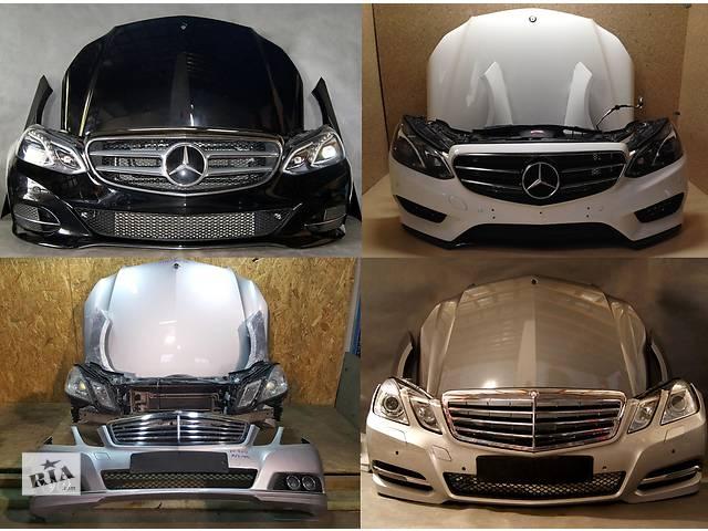 продам Б/у капот для легкового авто Mercedes E-Class w212 09- бу в Львове