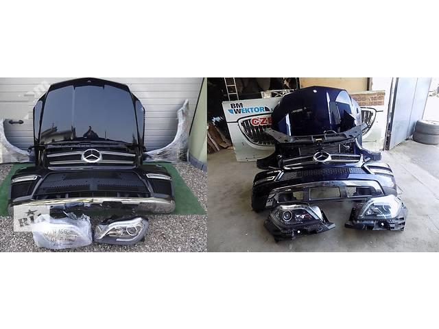 бу Б/у капот для легкового авто Mercedes GL-Class w166 12- в Львове