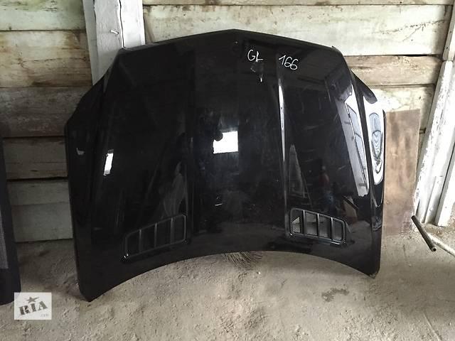 купить бу Б/у капот для легкового авто Mercedes GL-Class в Ровно