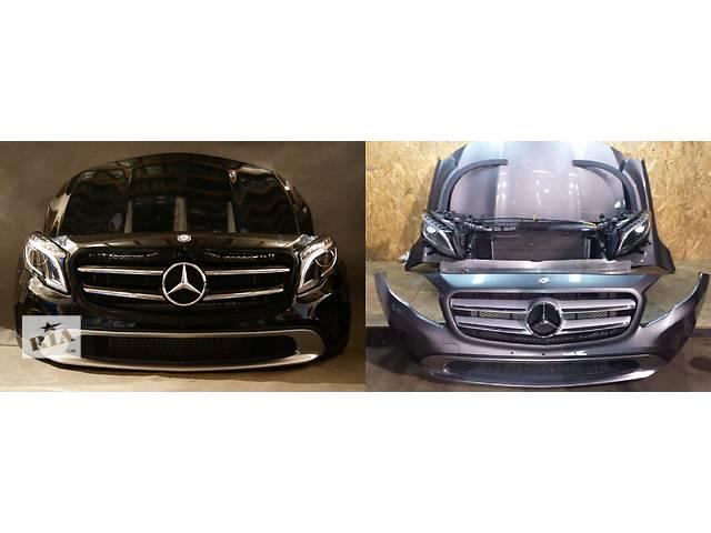 продам Б/у капот для легкового авто Mercedes GLA-Class w156 бу в Львове