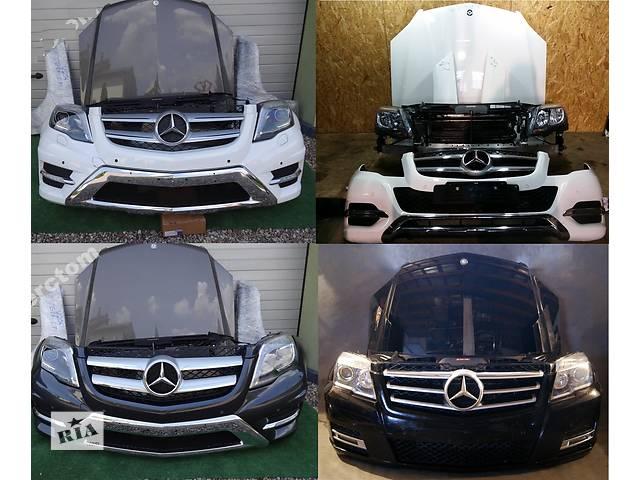 продам Б/у капот для легкового авто Mercedes GLK-Class w204 бу в Львове