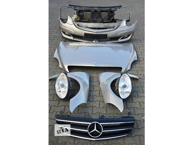 продам Б/у капот для легкового авто Mercedes R-Class w251 бу в Львове
