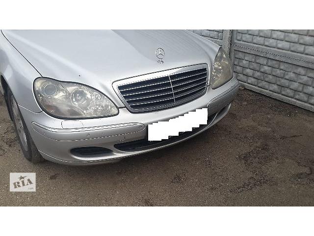 продам Б/у капот для легкового авто Mercedes S-Class бу в Львове