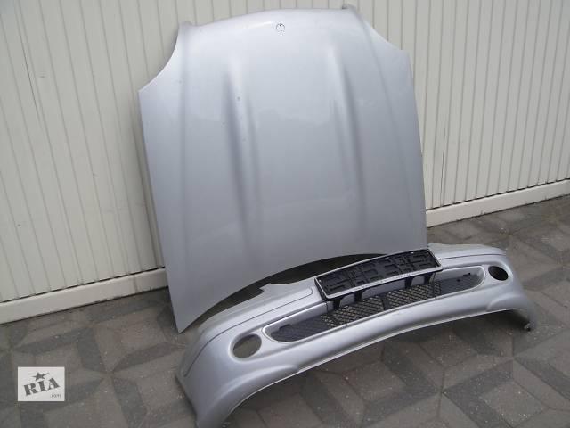 Б/у капот для легкового авто Mercedes SLK-Class w170 00-04- объявление о продаже  в Львове