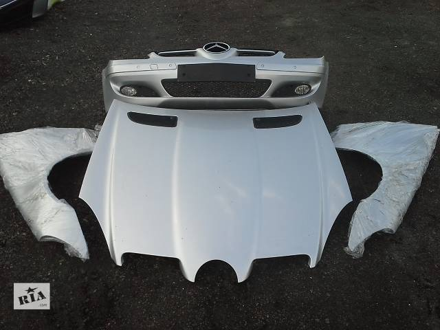 продам Б/у капот для легкового авто Mercedes SLK-Class w171 04-11 бу в Львове