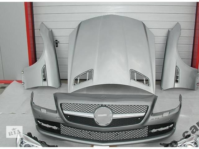 бу Б/у капот для легкового авто Mercedes SLK-Class w172 11- в Львове