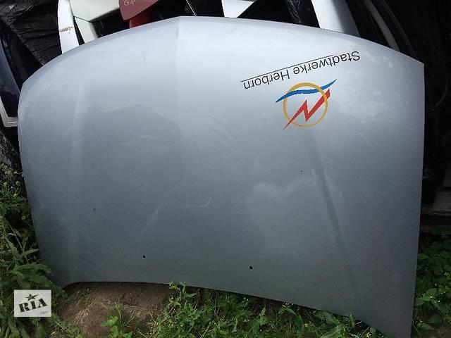 бу Б/у капот для легкового авто Mitsubishi Pajero Sport в Киеве